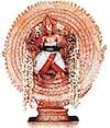 Sri Sudarsana, The Wheel God Known as Chakrathazhwar.